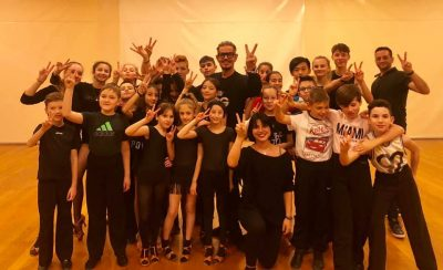 Verona, Italy Training Camp - Group under and over 15 years! with Dirk Heidemann 2019